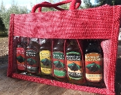 Six Bottle Sample Gift Bag